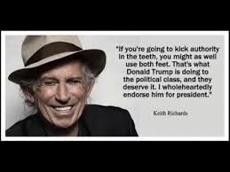 Keith Richards Memes - keith richards endorses trump always been a free thinker