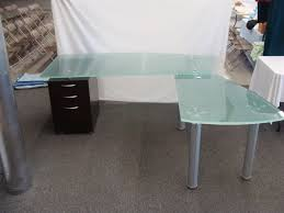 Glass L Shaped Desk Stunning Ideas Large L Shaped Desk Babytimeexpo Furniture
