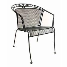 Mesh Patio Table Patio Dining Sets Metal Mesh Lawn Furniture Mesh Outdoor Chairs