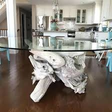 hand crafted kitchen tables driftwood kitchen table beautiful driftwood dining table hand