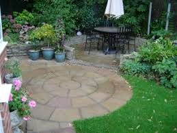 Circular Patio Kit by Paving Circles Round Paving Slabs Lsd Co Uk