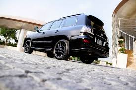 lexus uae lx lexus marks 25 years with limited supercharged lx 570 suv