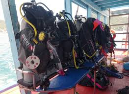 idc koh tao padi equipment specialist instructor course