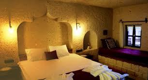 la cueva del jardin el puente cave hotel cappadocia