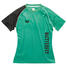 butterfly t shirt table tennis butterfly table tennis aino lady t shirt
