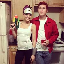 easy couples costumes easy cheap and futurama s costume easy couples