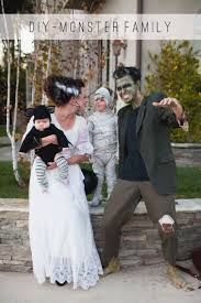 Lil Monster Halloween Costume by Best 20 Family Halloween Costumes Ideas On Pinterest Family