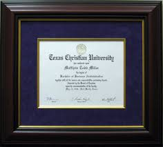 framing diplomas diploma gallery csd custom framing