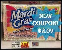 mardi gras napkins new mardi gras coupon kroger deal scenario napkin price