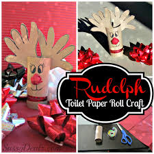 santa suit toilet paper roll christmas craft for kids gift box