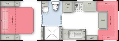 index of assets media caravans freelander floorplans 22 feet 7
