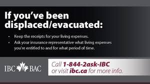 bureau d assurance du canada des primes d assurance plus élevées à cause des catastrophes