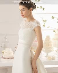 lace top wedding dress amazing cap sleeves lace top satin bottom wedding dresses