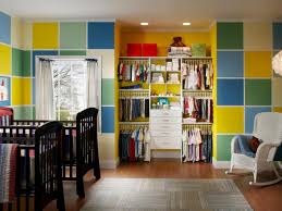 Closet Organizers Ideas Baby Closet Organizers And Dividers Hgtv