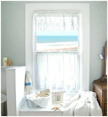 curtains for bathroom windows ideas curtains for bathroom windows and results for white swag