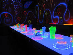 glow in the party glow in the party our glow room for glow in the
