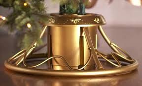 tree spinning base rotating tree stand the