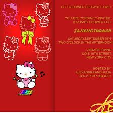 30 best hello kitty invitations images on pinterest templates