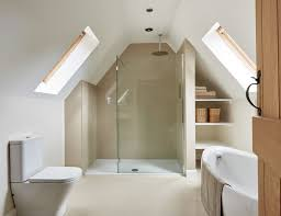 beautiful ideas loft conversion bathroom interior design archives