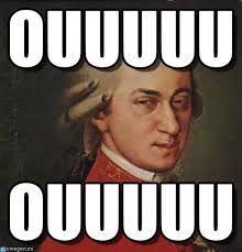 Sure Meme - ouuuuu mozart not sure meme on memegen