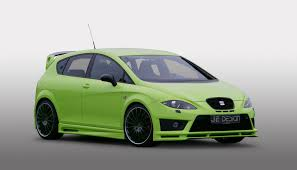 seat leon cupra by je design review gallery top speed
