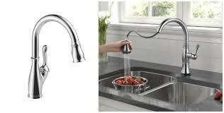 kitchen faucet cohesion delta kitchen faucet bqllu delta