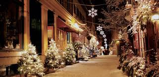bethlehem pennsylvania christmas lights these u s towns are the most christmassy in the country travel