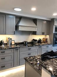 gray kitchen cabinets with white crown molding buy light gray rta ready to assemble kitchen cabinets