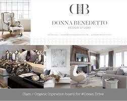 glam organic inspiration board for ocean drive u2014 donna