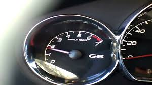 2010 pontiac g6 gt 3 5l v6 start up u0026 rev 30k youtube