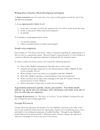 How To Make A Strong Resume Making A Thesis Statement For An Essay Splixioo