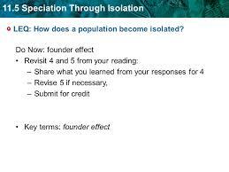 11 5 speciation through isolation updates read 11 3 sq3r theme