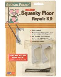 Squeaky Floor Repair Woodworker Squeak Relief Squeaky Floor Repair Kit
