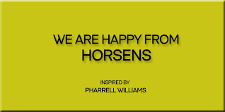 we are happy from horsens