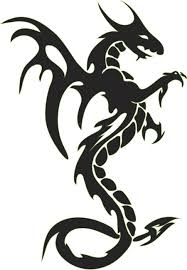 dragon tattoo designs on hand tattoo cliparts the cliparts