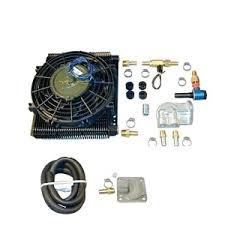 oil cooler fan kit bugpack oil cooler and fan kit conversion beetle cer karmann ghia