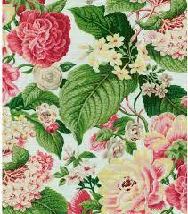home decor print fabric waverly floral flourish spring joann