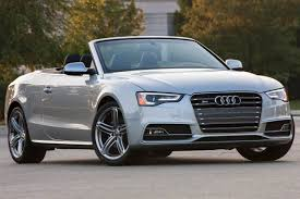 audi s5 convertible white 2017 audi s5 convertible pricing for sale edmunds