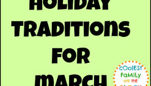 st s day traditions leprechaun footprints coolest family