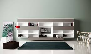 Wall Unit Furniture Furniture Mounted Modern Storage Wall Unit Modern Storage Wall