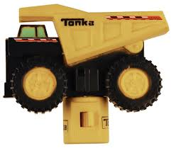 tonka fire truck 328 led tonka dump truck night light amazon com