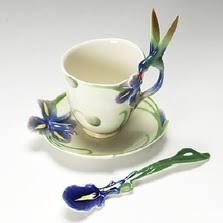 Franz Vase Franz Porcelain Collection Franz Porcelain Vases Franz Collection