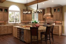 Shenandoah Kitchen Cabinets Prices Shenandoah Cabinetry Island In Maple Mocha Mckinley Door