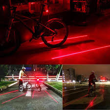 neon mart led lights bicycle led tail light safety warning light my gear mart