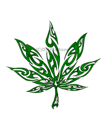 marijuana tattoos tribal by weedenstein projects to try