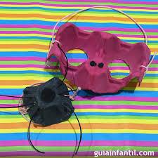 como hacer mascaras en forma de rosa aprende a hacer con tus hijos máscaras de animales con material