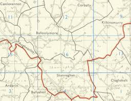 Northern Ireland Map W Wesley Johnston U0027s