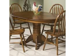 Side Table For Dining Room by Intercon Classic Oak Single Pedestal Round Dining Table Old