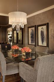 Dining Room Chandeliers Pinterest Brilliant Contemporary Dining Room Chandelier With Best 25 Dining