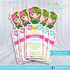 luau invitations hawaiian luau invitations invitation invites birthday party